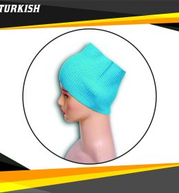 Ciput Rajut Bandana Anysa Premium- Warna Turkish